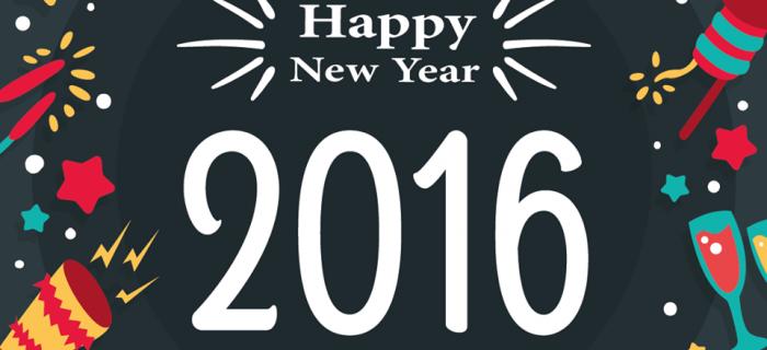 Felice 2016!
