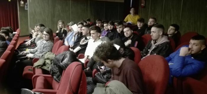 """ALTERNANZA SCUOLA/LAVORO – Progetto """"Senso di Marcia"""" @ Teatro Acacia (Napoli)"""